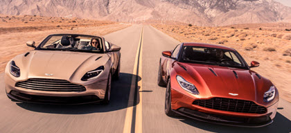 Aston Martin Eyes 5b Valuation In Ipo Pitchbook